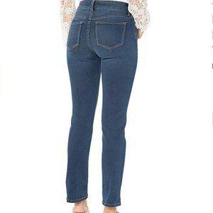 Straight Leg Jeans Plus Size NYDJ